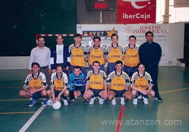 Temporada 2003-2004