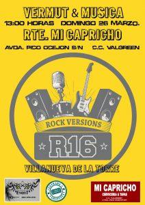 Concierto - R16 - Villanueva