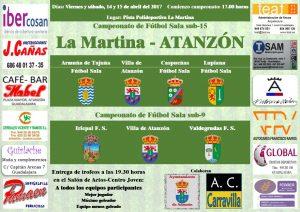 Campeonato de futbol-sala Semana Santa 2017