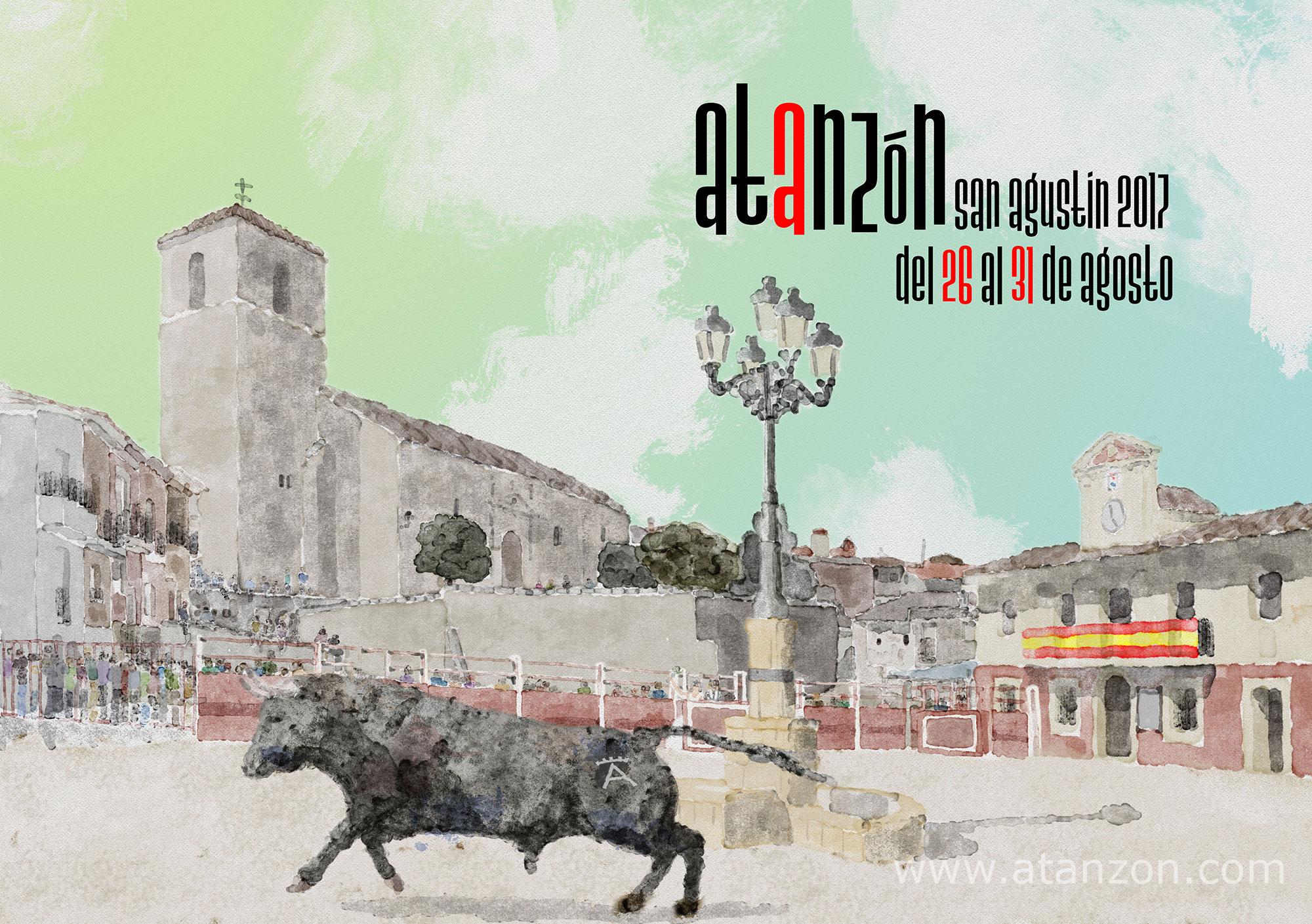 Cartel San Agustín 2017