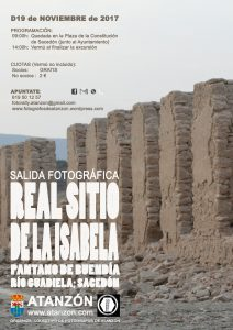 Salida fotográfica Real Sitio de la Isabela