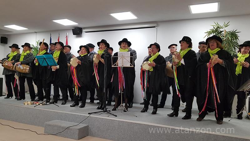 Actuaciones Zambombada Atanzón