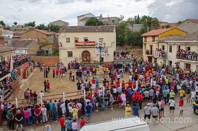 Día 29 San Agustín 2017