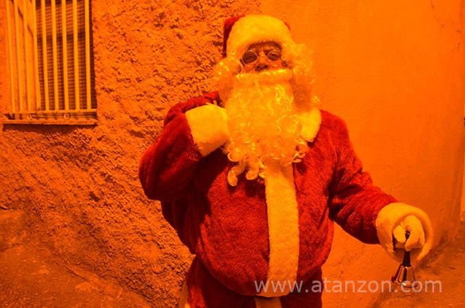 Papa Noel 2017