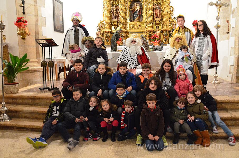 Noche Reyes Magos 2018