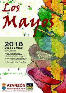Los Mayos 2018 @ Atanzón, Guadalajara