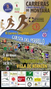 6ª Carrera campestre Cuesta del Perrillo @ Atanzón, Guadalajara