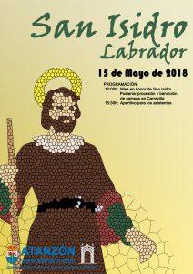 San Isidro 2018 @ Atanzón, Guadalajara