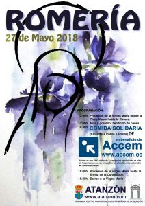 Romeria 2018 @ Atanzón, Guadalajara