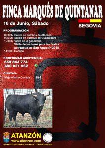 Visita Finca Marqués de Quintanar @ Segovia