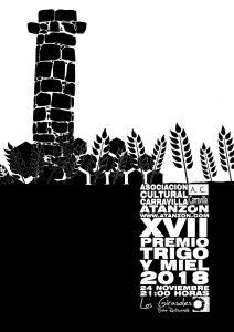 XVII Premio Trigo y Miel @ Atanzón, Guadalajara