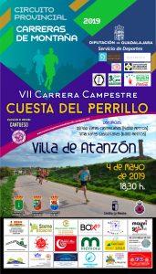 7ª Carrera campestre Cuesta del Perrillo @ Atanzón, Guadalajara