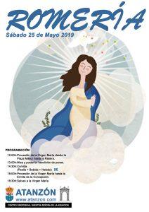 Romería 2019 @ Atanzón, Guadalajara