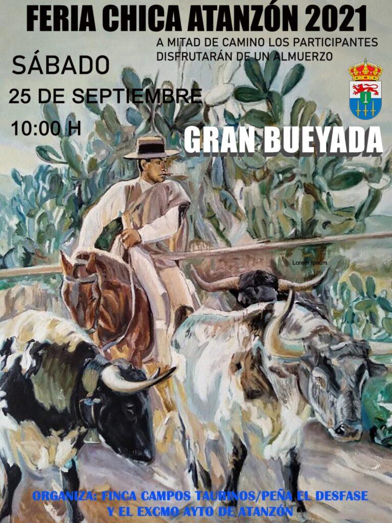 Feria chica 2021 @ Atanzón, Guadalajara